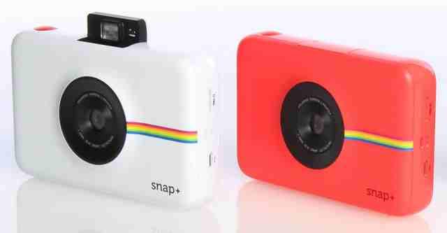Polaroid Snap+ - o noua camera cu printare instanta de la Polaroid