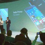 Primul smartphone high-end cu Windows 10 al Acer soseste in decembrie