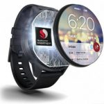 Qualcomm anunta cipul Snapdragon Wear 2100 pentru dispozitivele purtabile