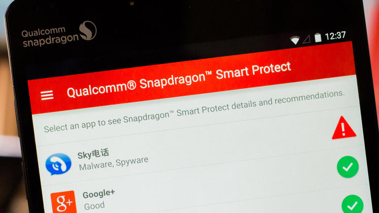 Qualcomm lanseaza Snapdragon Smart Protect