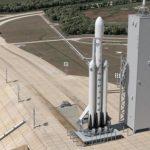 Racheta Falcon Heavy a SpaceX se lanseaza anul viitor