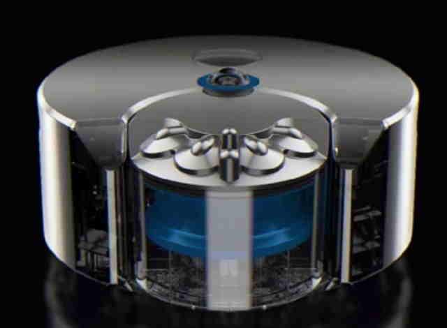 Robotul-aspirator Dyson 360 Eye a fost lansat in Japonia