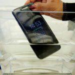 Samsung Galaxy S7 Edge este scufundat
