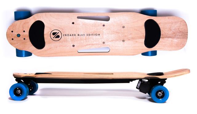 Skateboard-urile electrice sunt acum legale pe strazile din California