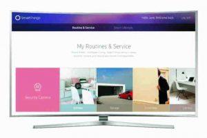 SmartTV-urile Samsung din 2016 vor fi pregatite pentru IoT