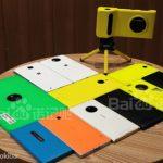 Smartphone-uri si tablete Nokia anulate pot fi vazute intr-o fotografie
