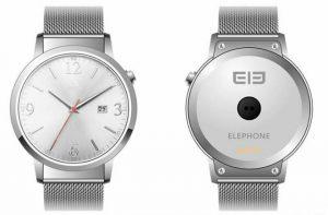 Smartwatch-ul Elephone ELE cu Android Wear este ieftin si elegant
