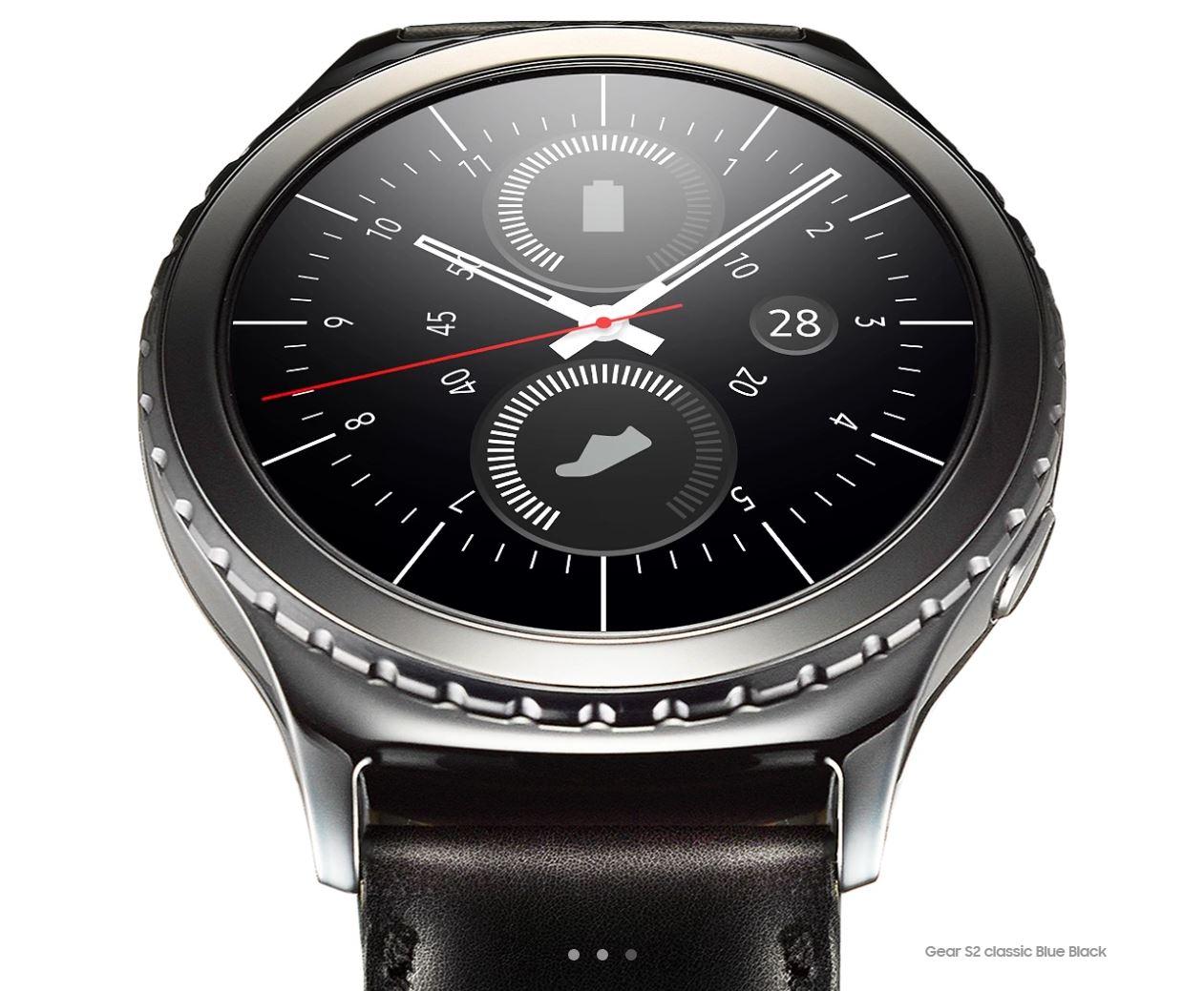 Smartwatch-ul Gear S2 a fost lansat