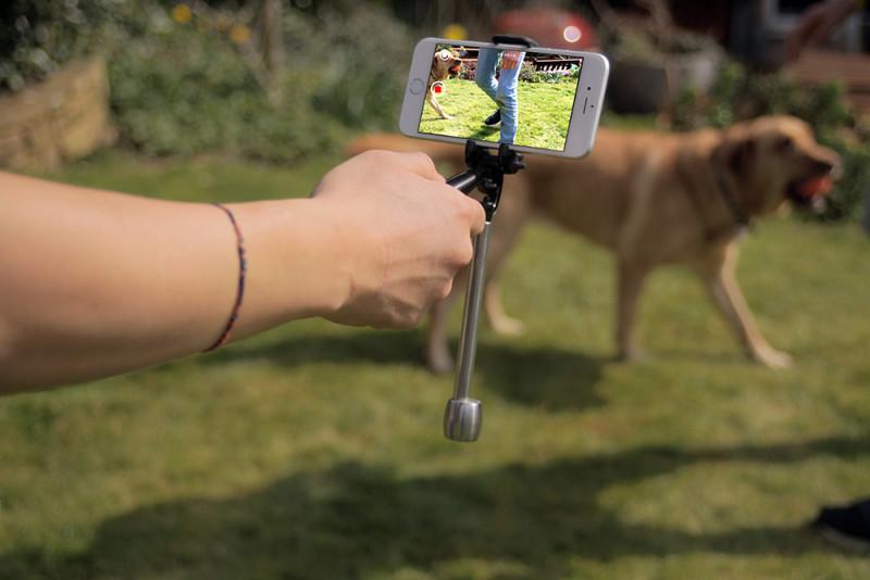 Smoovie este un stabilizator video accesibil pentru smartphone-ul tau