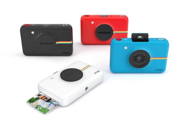 Polaroid Snap este o camera polaroid cu caracteristici de printare instantanee