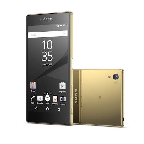 Sony aduce displayuri 4K catre smartphone-urile Xperia Z5 Premium