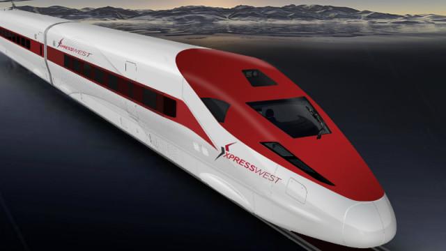 Statele Unite si China vor construi un tren de mare viteza intre Las Vegas si Los Angeles