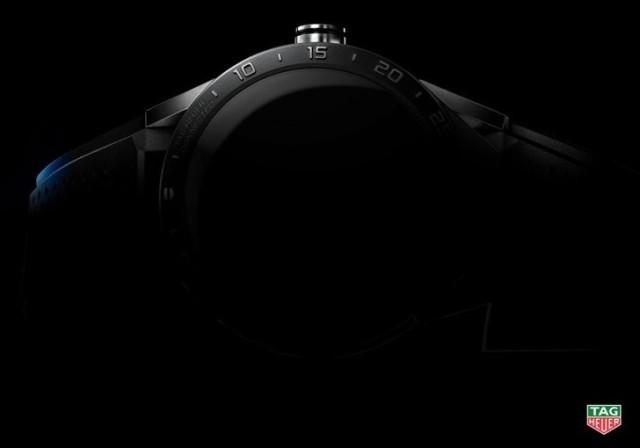 Tag Heuer teas-uieste primul lor smartwatch Android Wear