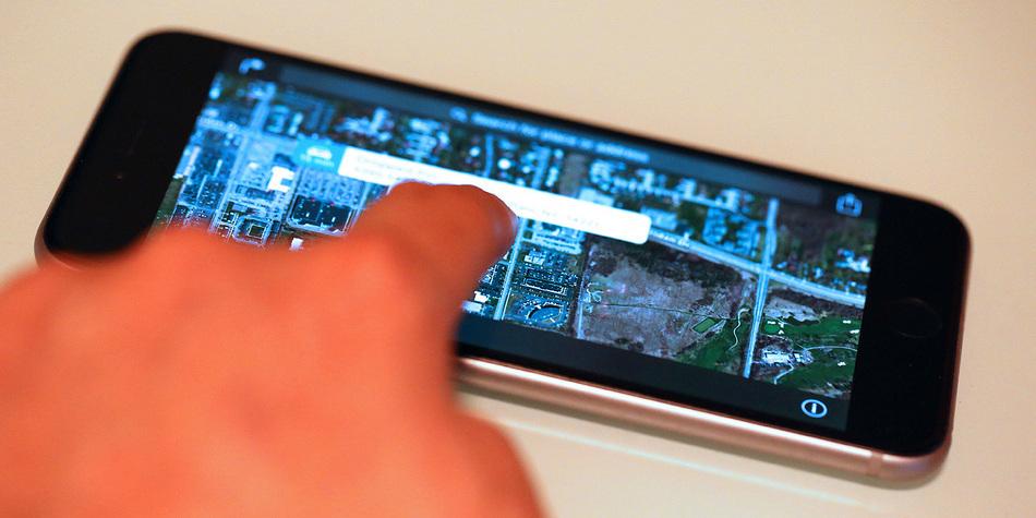 Tehnologia Force Touch de pe iPhone 6s va recunoaste trei atingeri diferite, se pare