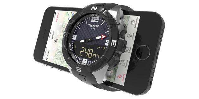 Tissot Smart-Touch este primul smartwatch decent de la Swatch