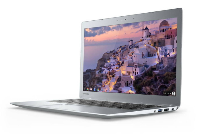 Toshiba dezvaluie noul Chromebook 2