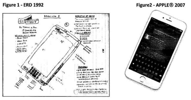 Un barbat da in judecata Apple pentru 10 miliarde de dolari, pentru faptul ca dispozitivele iOS i-au copiat ideile