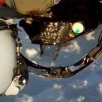 Un clip video arata cum arata o lupta aeriana intr-un avion cu reactie F-15