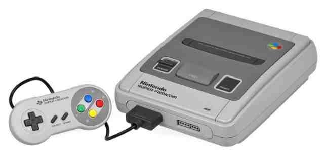 Un gamer sustina ca si-a lasat pornita consola de jocuri Super Famicom in ultimii 20 de ani