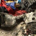 Un hoverboard a explodat si se pare ca a distrus o casa