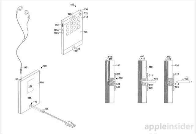 Un patent Apple indica o metoda de protectie impotriva apei pentru iPhone