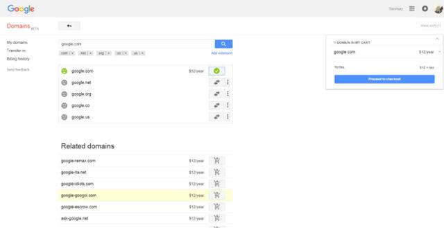 Un student sustine ca acesta a detinut Google.com pentru o vreme