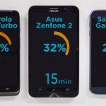 Un test descopera ca ASUS Zenfone 2 se incarca cel mai rapid