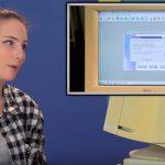 Urmareste cum reactioneaza tinerii la Windows 95