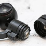 VIDEO Camera portabila DJI Osmo 4K ofera stabilizare la calitate de cinema
