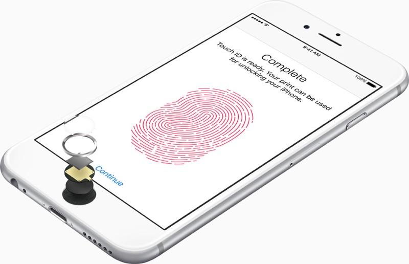 VIDEO Noul Touch ID al lui iPhone 6s este pus la incercare