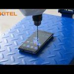 VIDEO Oukitel K4000 este gaurit cu o bormasina