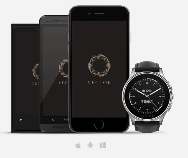 Vector Watch a fost lansat oficial si este disponibil pentru achizitionare