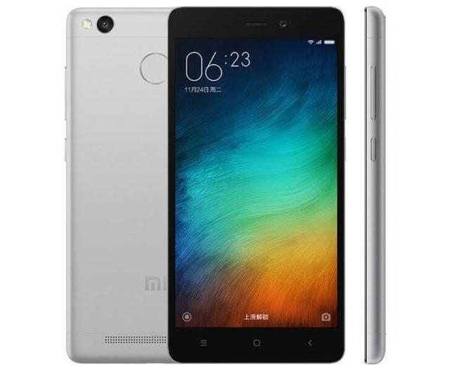 Xiaomi Redmi 3s a fost anuntat oficial