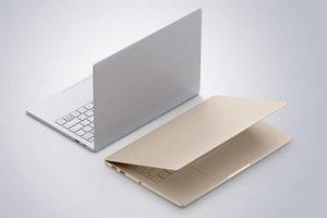Xiaomi lanseaza competitorul lor pentru MacBook Air, pe Mi Notebook Air