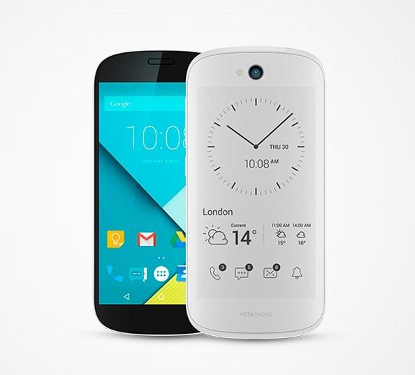 YotaPhone 3 din 2016 va fi produs de ZTE