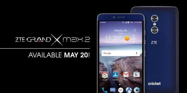 ZTE Grand X Max 2 a fost lansat