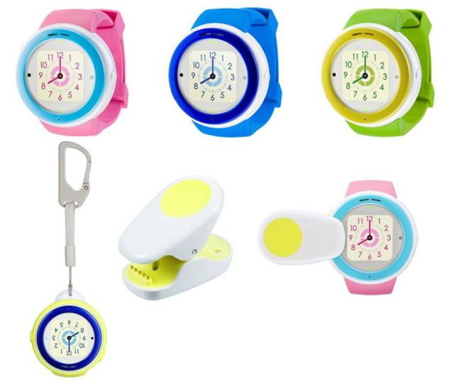 ZTE lanseaza smartwatch-ul mamorino pentru copiii din Japonia