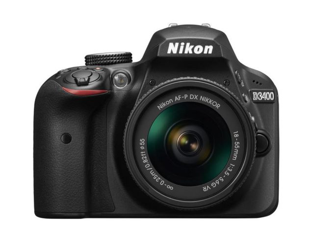 Camera DSLR entry-level Nikon D3400 a fost lansata