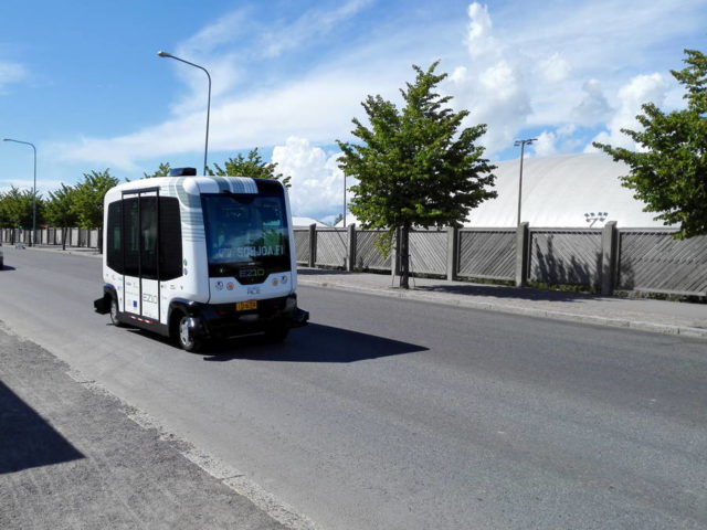 Helsinki va incepe in curand sa testeze autobuze fara sofer
