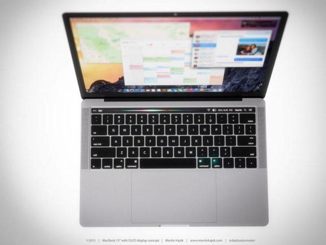 MacBook Pro va primi prima sa schimbare semnificativa din ultimii patru ani [zvon]