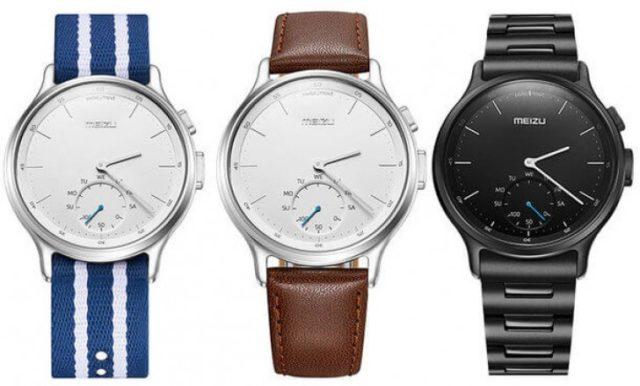 Meizu lanseaza primul lor smartwatch