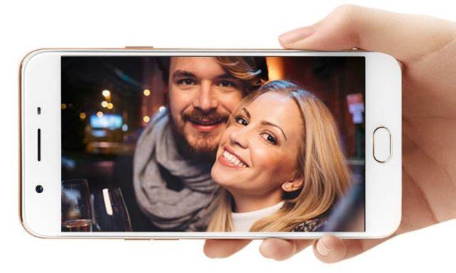 OPPO F1s - un nou smartphone pentru selfie-uri a fost lansat