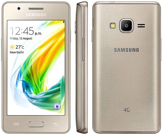 Smartphone-ul Samsung Z2 cu Tizen este acum oficial