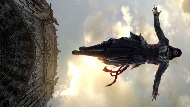 Un nou clip video nebunesc Assassin's Creed arata un salt nebunesc de la 38 de metri