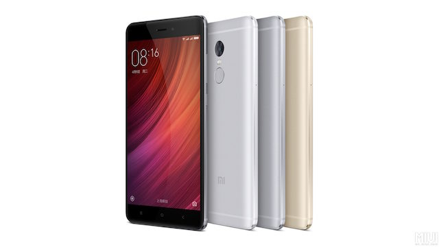 Xiaomi Redmi Note 4 a fost anuntat
