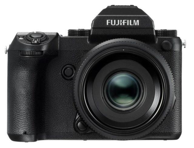 Camera de format mediu Fujifilm GFX 50S a fost anuntata oficial