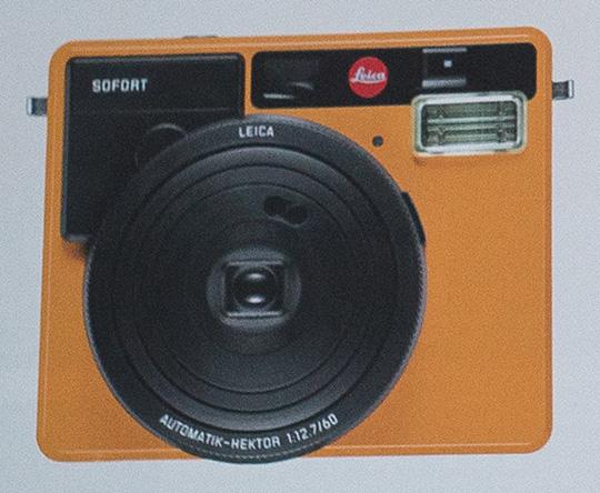 Camera instanta Leica Sofort a fost anuntata pentru 300 de dolari