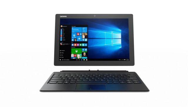 Lenovo Miix 510 cu tastatura detasabila a fost lansat