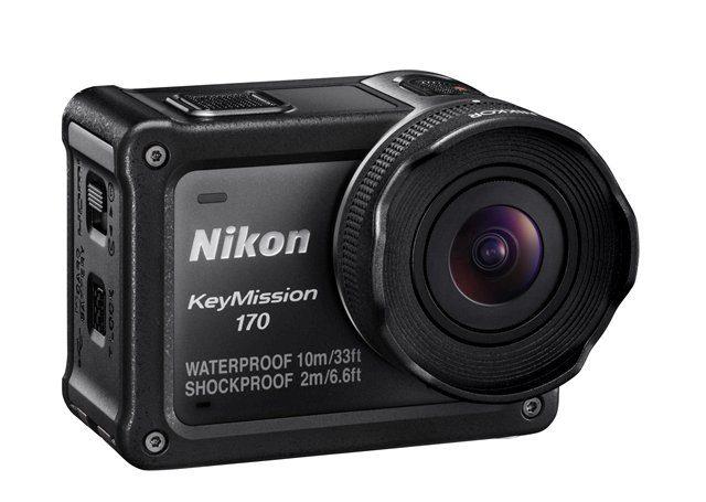Noi camere de actiune Nikon au fost prezentate