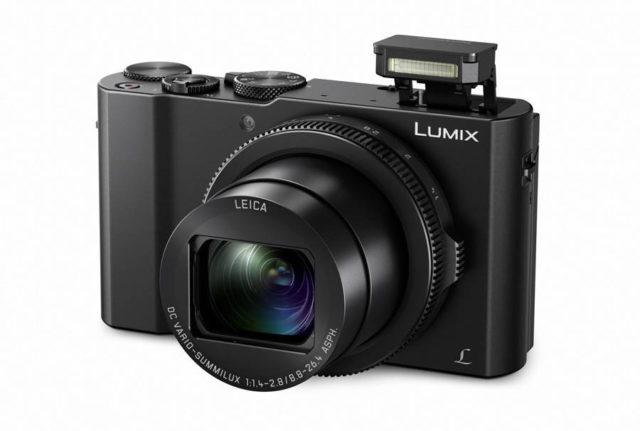 Panasonic dezvaluie camera compacta Lumix LX15